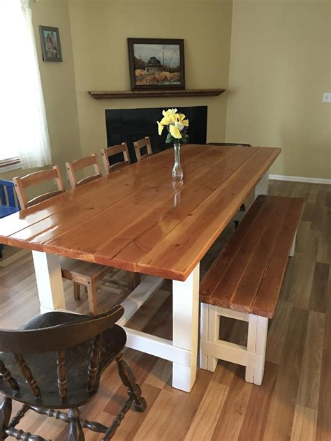 Ana-White-Modern-Farm-Table-Bench