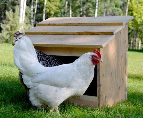 Ana-White-Nesting-Box