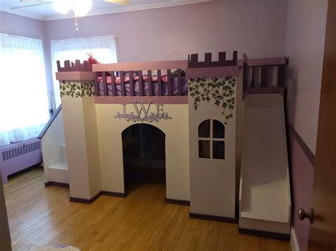 Ana-White-Princess-Loft-Bed