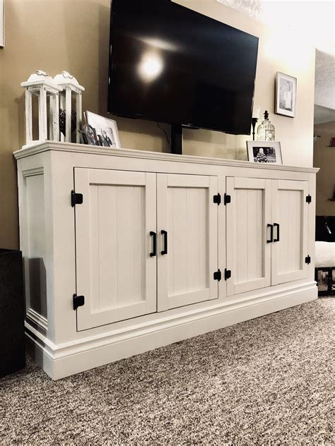 Ana-White-Sideboard-With-Top