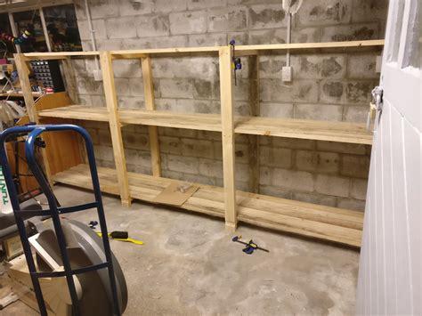 Ana-White-Simple-Garage-Shelving