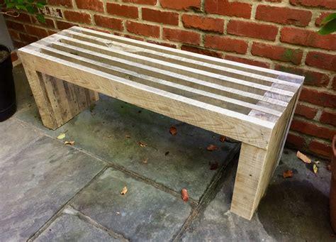 Ana-White-Slat-Bench