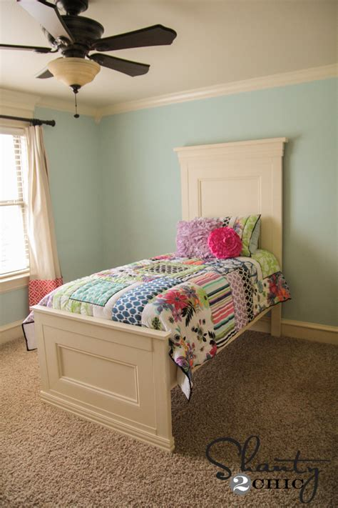 Ana-White-Twin-Panel-Bed