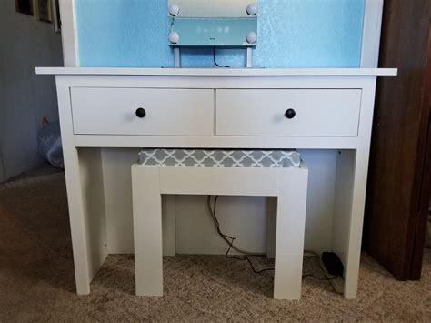 Ana-White-Vanity-Table