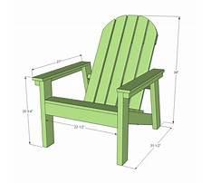 Best Ana white adirondack chair plans.aspx