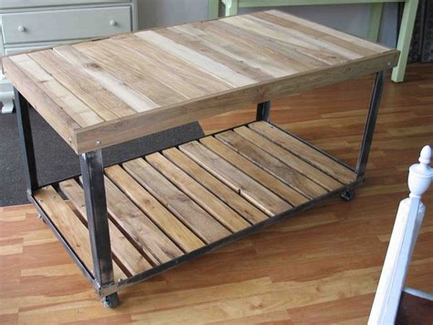 Angle Iron Table Diy Ideas