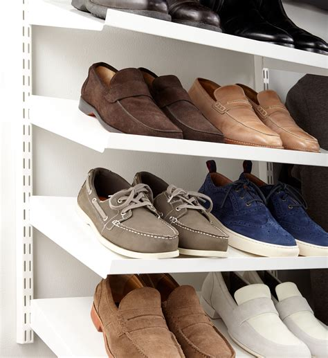 Angled-Shoe-Shelves-Diy
