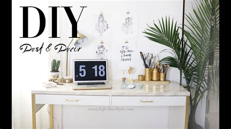 Ann Le Desk Diy