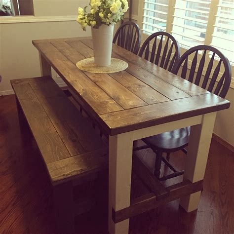 Anna White Dining Table
