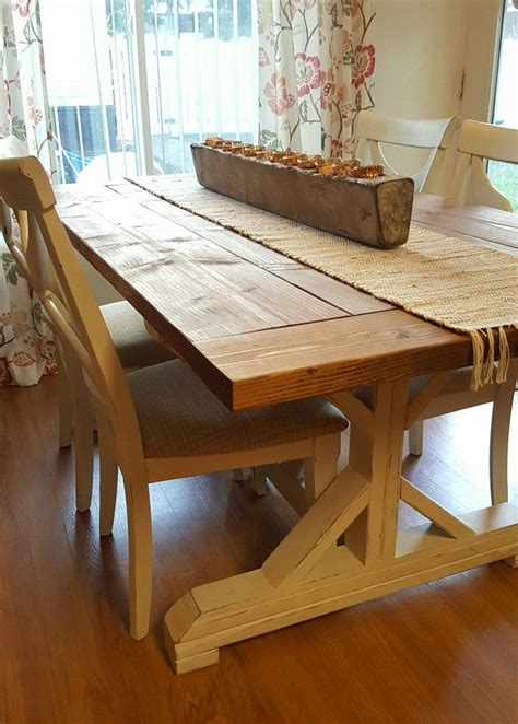 Anna White Dining Table Plans