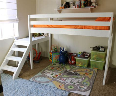 Anna White Furniture Plans Loft Bed