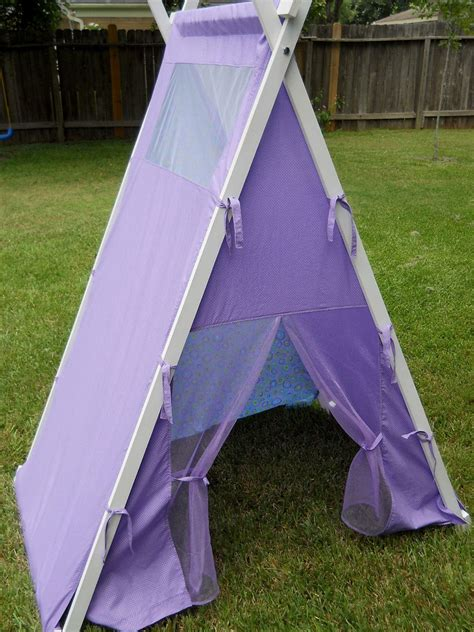 Anne White Diy Tent