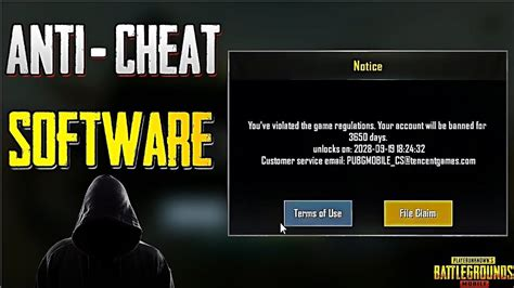 Anti Cheat PUBG