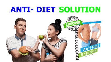 [click]anti Diet Solution Review - Does It Really Work .