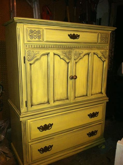 Antique Finish Furniture Diy