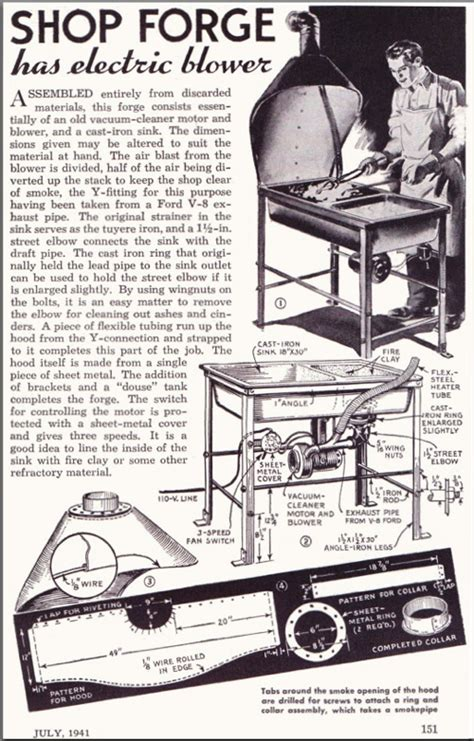 Antique Free Woodworking Projects