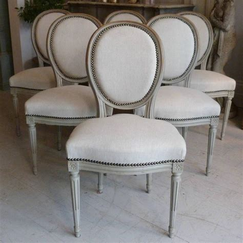 Antique Louis Dining Chairs