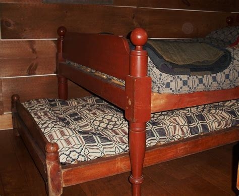 Antique Rope Bed Plans