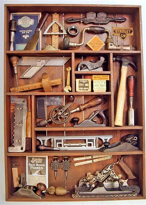Antique Stanley Book Of Woodworking Plans For Sale