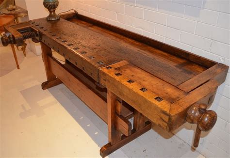 Antique Woodworking Bench Plans