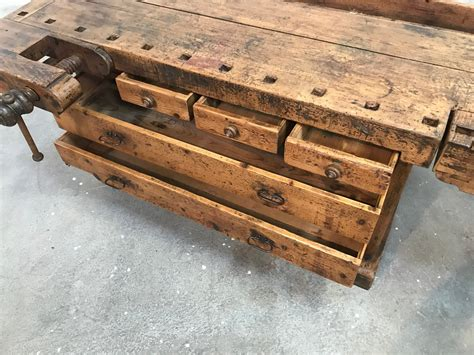 Antique Woodworking Benches Craigslist