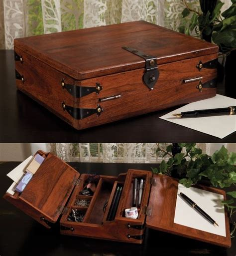 Antique Writing Desk Woodworking Plans