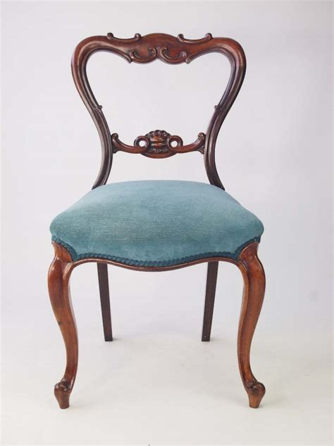 Antique bench chairs with backs Image