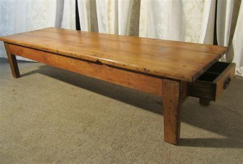 Antique-French-Farmhouse-Coffee-Table