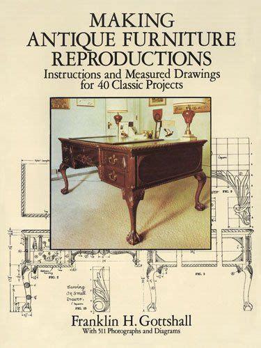 Antique-Furniture-Reproduction-Plans