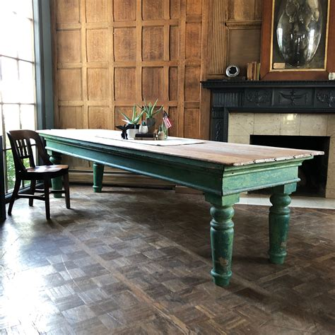 Antique-Wooden-Farm-Tables