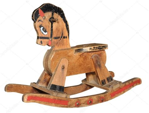 Antique-Wooden-Rocking-Horse-Plans