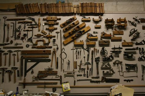 Antique-Woodworking-Hand-Tools