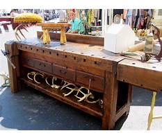 Best Antique carpenters workbench