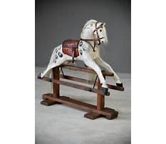 Best Antique rocking horse for sale ebay