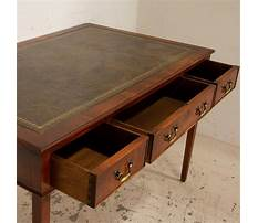 Best Antique writing desk with drawers