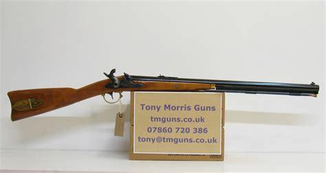 Antonio Zoli 58 Caliber Black Powder Rifle Percussion And Barrett M107 Caliber Sniper Rifle