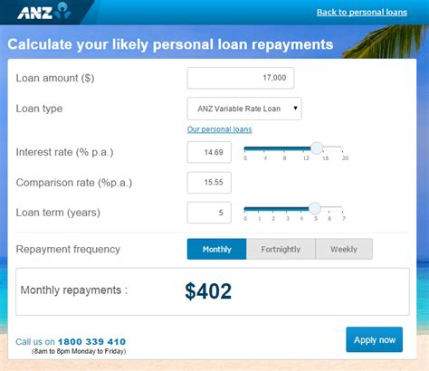 Anz Mortgage Repayments