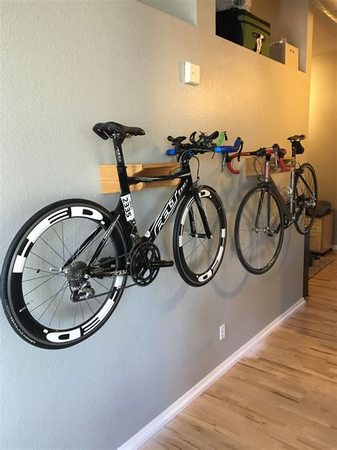 Apartment Bike Storage Diy