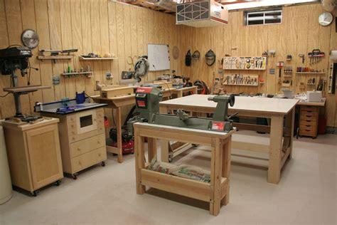 Apartment-Woodworking-Setup