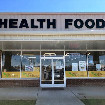 Apothecary Health Food Store Madison Al