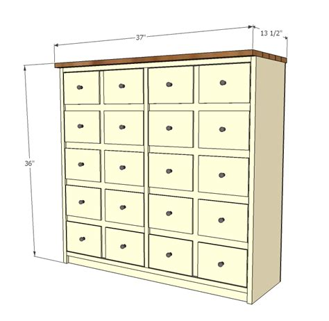 Apothecary-Woodworking-Plans