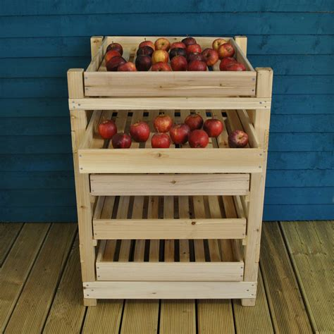 Apple Storage Rack Plans
