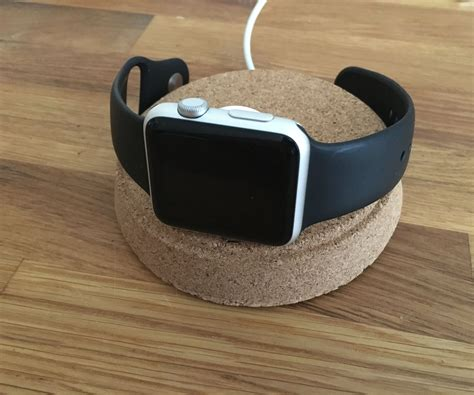 Apple Watch Charging Stand Diy