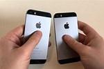 Apple iPhone 5S vs SE
