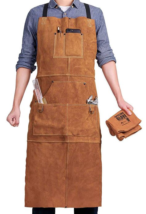 Aprons-Woodworking