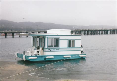 Aqua Casa Houseboat Plans Cabin