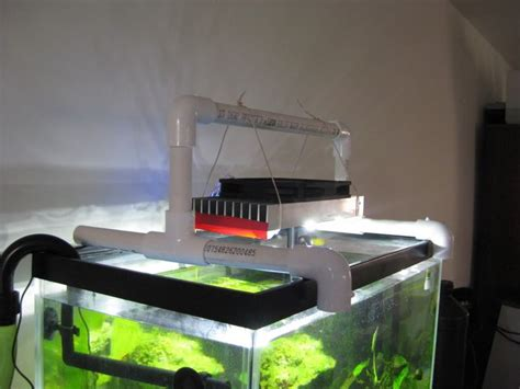 Aquarium Light Stands Diy