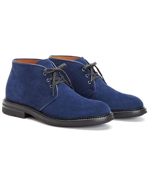 Aquatalia Men's Raphael Suede Chukka Boot