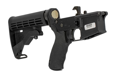 Ar 15 Defender And Ar 15 Low Profile Gas Block And Tube