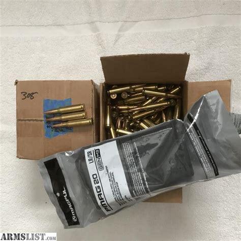 Ar 308 Ammo And Db10 Wolf Wpa Ammo 308